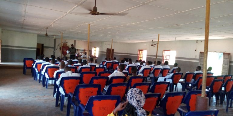 NIGERIA AT THE CROSSROADS OF COLLAPSE: THE WAY FORWARD A TALK DELIVERED BY DANIEL EVBOTOKHAI TO DIOCESE OF AUCHI SEMINARIANS ON THE OCCASION OF THEIR ANNUAL REUNION 3/9/2019