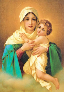 HOMILY FOR THE FEAST OF OUR LADY MOTHER OF AFRICA. 30th April 2020