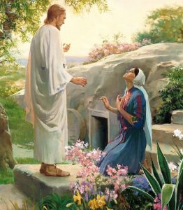 HOMILY FOR TUESDAY WITHIN THE OCTAVE OF EASTER.