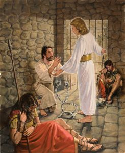 HOMILY FOR WEDNESDAY SECOND WEEK OF EASTER