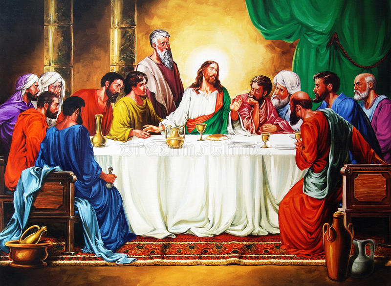 HOMILY FOR THE EVENING MASS OF THE LORD'S SUPPER