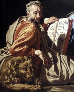 HOMILY FOR THE FEAST OF ST MARK THE EVANGELIST