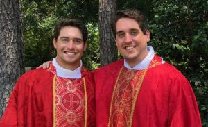 Meet the two brothers ordained Catholic priests on the same day