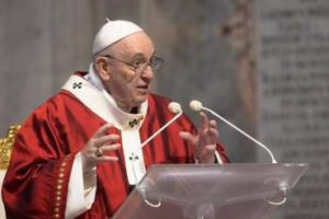 MESSAGE OF HIS HOLINESS POPE FRANCIS FOR LENT 2021