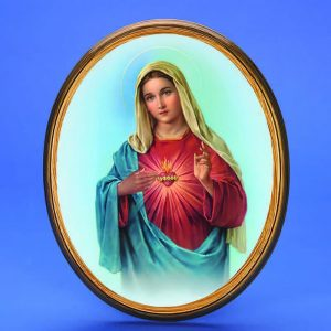 TEN LESSONS FROM THE LIFE OF THE BLESSED VIRGIN MARY FOR FAMILIES