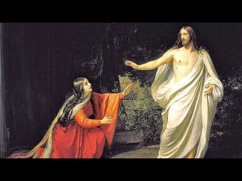 HOMILY FOR WEDNESDAY:  FEAST OF ST MARY MAGDALENE