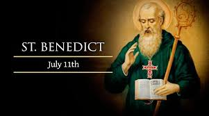 HOMILY FOR SATURDAY OF THE FOURTEENTH WEEK IN ORDINARY TIME, YEAR II (MEMORIAL OF ST. BENEDICT, ABBOT- JULY 11,2020)