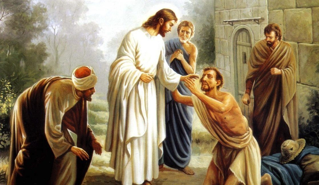 HOMILY FOR TUESDAY THE TWENTY-SECOND WEEK IN ORDINARY TIME