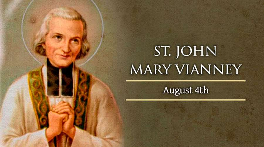 HOMILY FOR TUESDAY 18 WEEK IN ORDINARY TIME(Memorial of St John Mary Vianney, Priest)