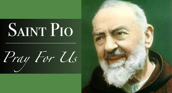 BIOGRAPHY OF SAINT PADRE PIO