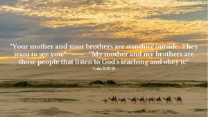 HOMILY FOR TUESDAY THE TWENTY-FIFTH WEEK IN ORDINARY TIME