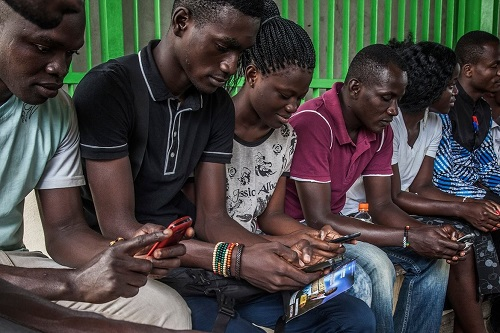 ARE YOUTHS CAUGHT IN THE MEDIA WEB?