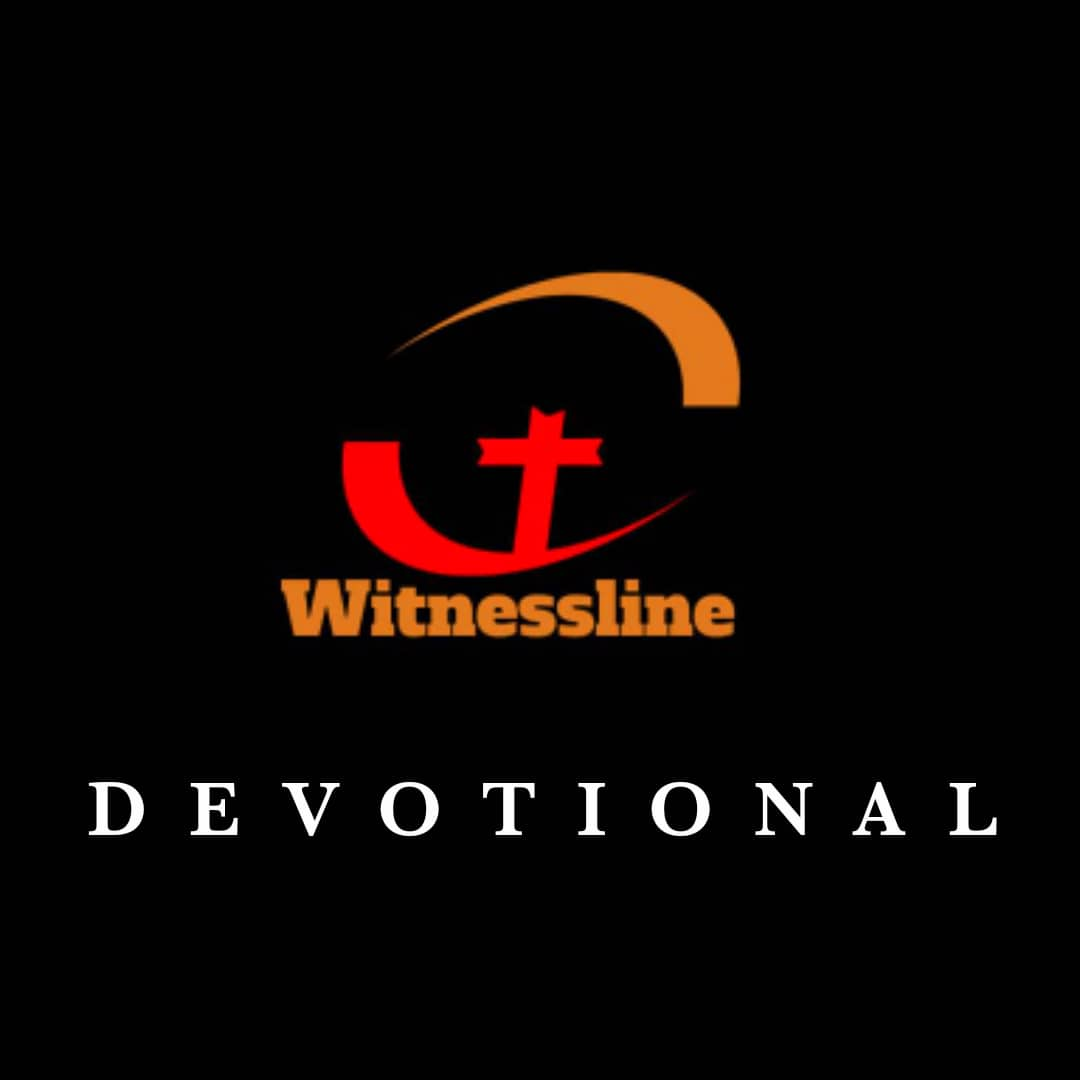 WITNESSLINE DEVOTIONAL: DEALING WITH TRIALS (DAY ONE)