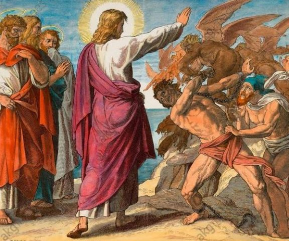 HOMILY FOR FRIDAY THE TWENTY-SEVENTH WEEK IN ORDINARY TIME