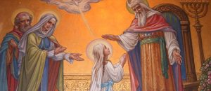 HOMILY FOR SATURDAY THE THIRTY-THIRD WEEK IN ORDINARY TIME YEAR II (Memorial of the Presentation of the Blessed Virgin Mary)
