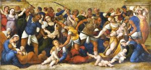 HOMILY FOR MONDAY 28 DECEMBER: THE FEAST OF THE HOLY INNOCENT