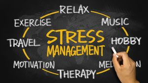 STRESS THERAPY BY FR. BENEDICT AGBO