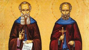 HOMILY FOR JANUARY 2ND: MEMORIAL OF SAINTSBASIL THE GREAT AND GREGORY NAZIANZEN, BISHOPS AND DOCTORS OF THE CHURCH.