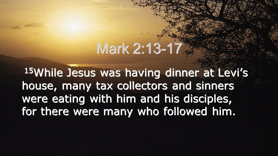 HOMILY FOR SATURDAY: THE FIRST WEEK IN ORDINARY TIME (16/1/2021)