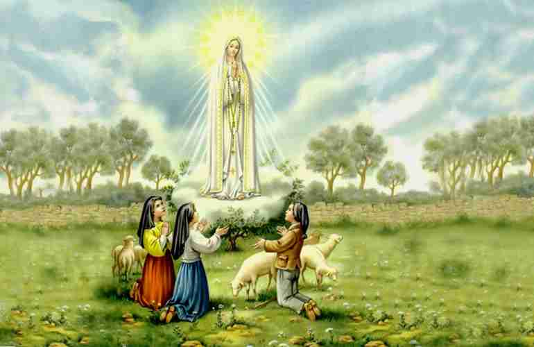 YOUTHS: EXERCISING MARY'S COURAGE