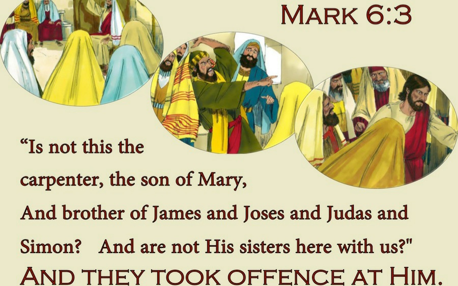 HOMILY FOR WEDNESDAY THE FOURTH WEEK IN ORDINARY TIME (3\1\2021