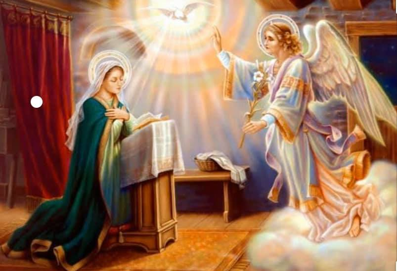 HOMILY FOR THURSDAY: THE ANNUNCIATION OF THE LORD (25/3/2021)