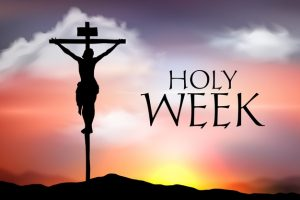 HOMILY FOR WEDNESDAY IN HOLY WEEK YEAR 1 (31/3/2021)