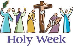 HOMILY FOR TUESDAY IN THE HOLY WEEK YEAR 1 (30/3/2021)