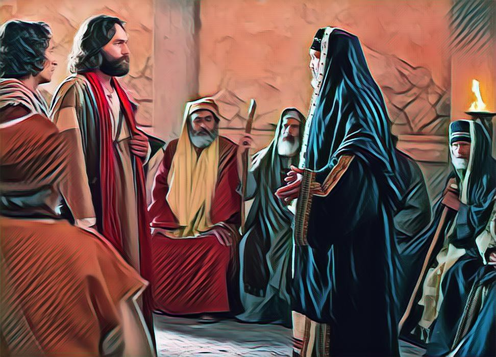 HOMILY FOR FRIDAY THE SECOND WEEK OF EASTER YEAR 1 (16/4/2021)