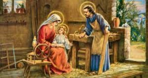 HOMILY FOR SATURDAY OF THE FOURTH WEEK OF EASTER YEAR 1: MEMORIAL OF ST. JOSEPH THE WORKER  (1/5/2021)