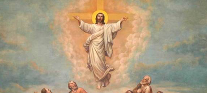 HOMILY FOR THE SOLEMNITY OF THE ASCENSION OF THE LORD (YEAR B) 13/5/2021