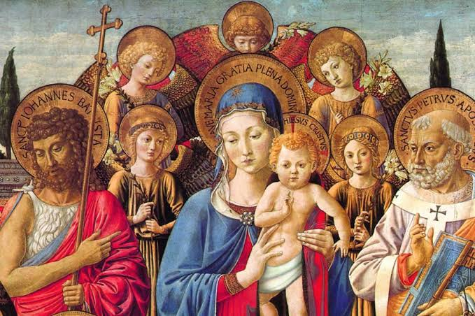 HOMILY FOR THE FEAST OF MARY MOTHER OF THE CHURCH (24/5/2021)