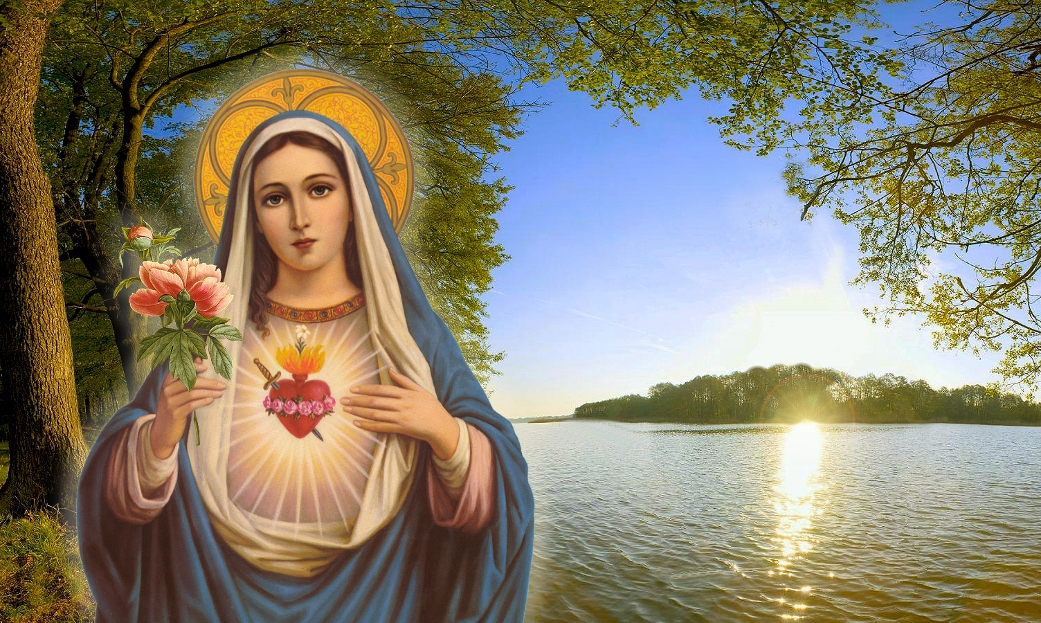 HOMILY FOR THE MEMORIAL OF THE IMMACULATE HEART OF MARY (12/6/2021)