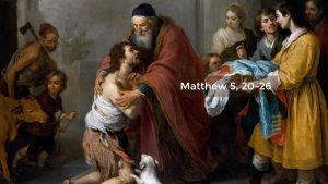 HOMILY FOR THURSDAY OF THE TENTH WEEK IN ORDINARY TIME (10/6/2021)