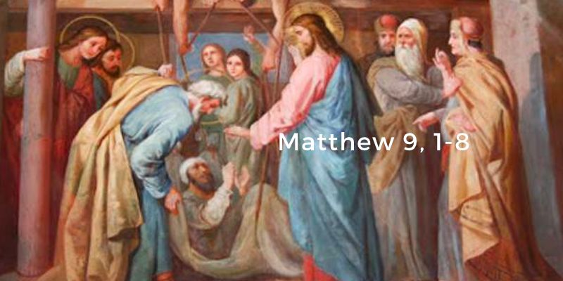HOMILY FOR THURSDAY THE THIRTEENTH WEEK OF ORDINARY TIME 1/7/2021
