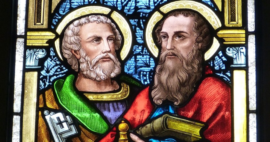 HOMILY FOR THE SOLEMNITY OF SAINTS PETER & PAUL, APOSTLES (29/6/2021)
