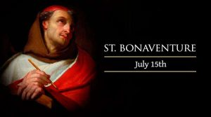 HOMILY FOR THURSDAY OF THE 15TH WEEK IN ORDINARY TIME (MEMORIAL OF ST BONAVENTURE, B.D.) 15/7/2021