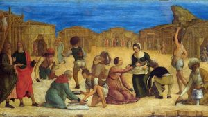 HOMILY FOR WEDNESDAY THE SIXTEENTH WEEK IN ORDINARY TIME YEAR 1 (21/7/2021)
