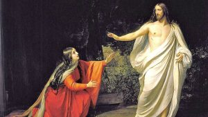 HOMILY FOR THE FEAST OF ST. MARY MAGDALENE (22/7/2021)