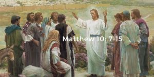 HOMILY FOR THURSDAY OF THE FOURTEENTH WEEK IN ORDINARY TIME 1 (8/7/2021)