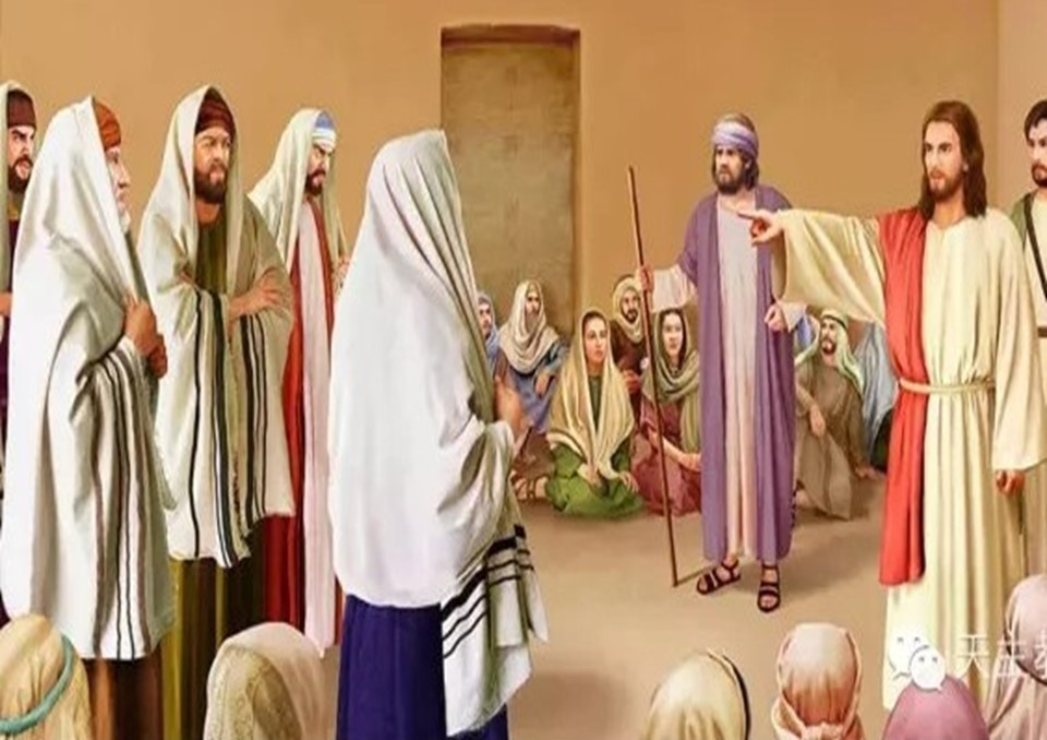 HOMILY FOR MONDAY TWENTY-FIRST WEEK IN ORDINARY TIME YEAR 1(23/8/2021)