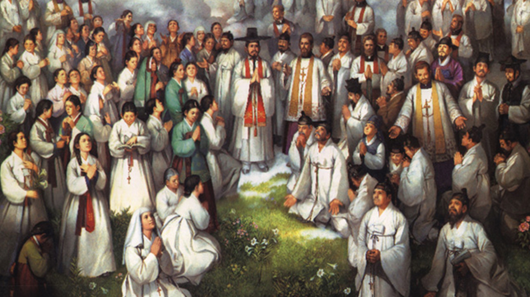 HOMILY FOR MONDAY 25TH WEEK IN ORDINARY TIME, YEAR I, (Memorial of St. Andrew Kim Taegon and Comp.