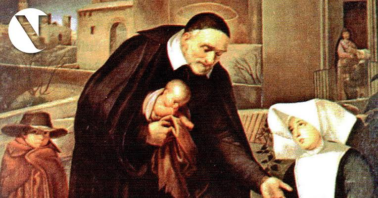 HOMILY FOR MONDAY OF THE TWENTY-SIXTH WEEK IN ORDINARY TIME, YEAR 1 (SEPTEMBER 27, 2021 – ST. VINCENT DE PAUL)