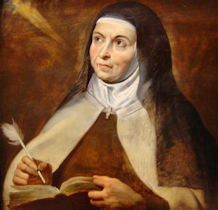 HOMILY FOR FRIDAY 28TH WEEK IN ORDINARY TIME YEAR 1 (Memorial of St Teresa of Avila, Virgin & Doctor of the Church 15/10/2021)