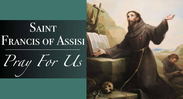 HOMILY FOR MONDAY THE 27TH WEEK IN ORDINARY TIME YEAR 1 (MEMORIAL OF ST. FRANCIS OF ASSISI 4/10/2021)